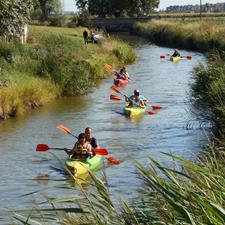 Explore Diksmuide on the water