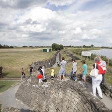 Guided tours WWI