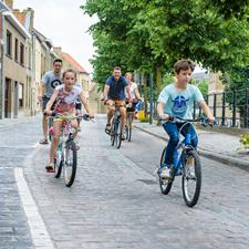 Cycling routes for the whole family